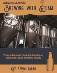 Brewing Beer with Steam Boilers