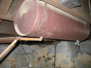 expansion tank above boiler ben gromicko