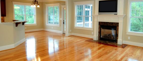 hardwood floors and radiant heat