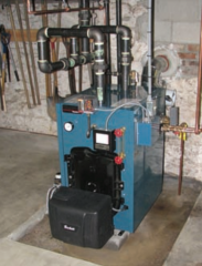 steam heating system foley mechanical