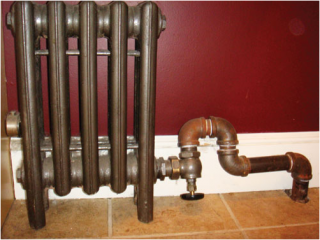 Water Hammer in Steam Heating Systems