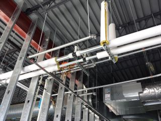 Pex for hydronic distribution piping for Pex hot water heating system