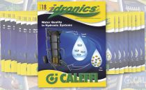 PR Caleffi Releases 18th Edition of idronics