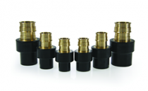 Uponor ProPEX LF Brass CPVC Adapter Fittings sm