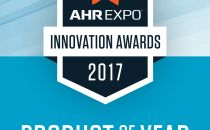 2017 AHR EXPO PRODUCT OF THE YEAR SIGN