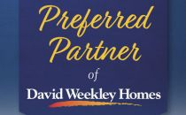 David Weekley Homes Preferred Partner