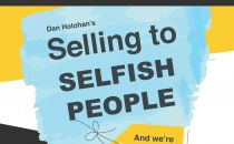 Holohan Selling to Selfish People Cover web