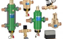 PR Caleffi Press Fittings
