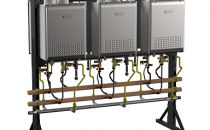 Prefabricated Commercial Tankless Water Heater System