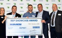 Repnet Received Award for Top Navien Commercial Project in 2019