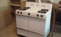 Tappan Gas and Gas Stove 2