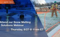 Watts 8 27 Customer Webinar on Snow Melting Solutions