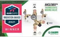 caleffi anglemix valve ahr innovation winner gal