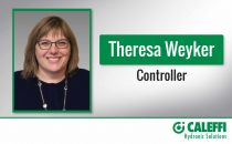 caleffi appoints new controller