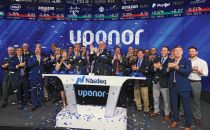 uponor closing bell