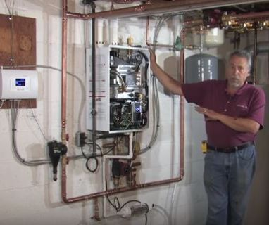 Navien Nhb Boiler Installation Video Now On Youtube