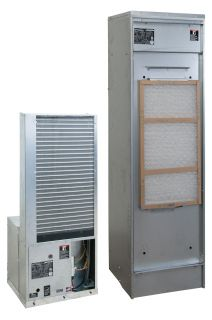 ClimateMaster Tranquility TSL Series Unit with Chassis