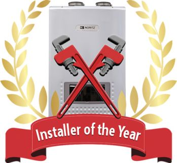 Noritz Installer of the Year