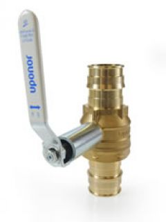 Uponor Commercial Valve with Stem Extension sm
