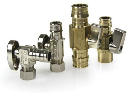 Uponor ProPEX Residential Valves