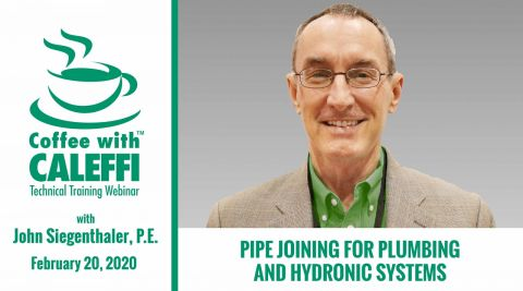 coffee with caleffi feb2020