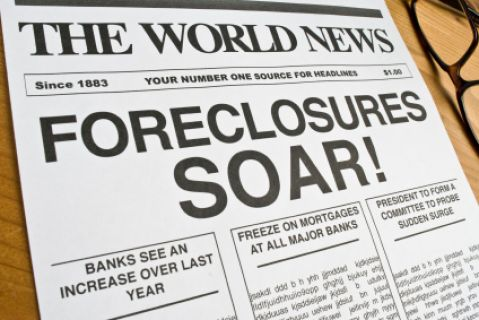 foreclosure newspaper