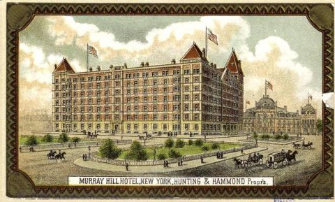 murray hill hotel