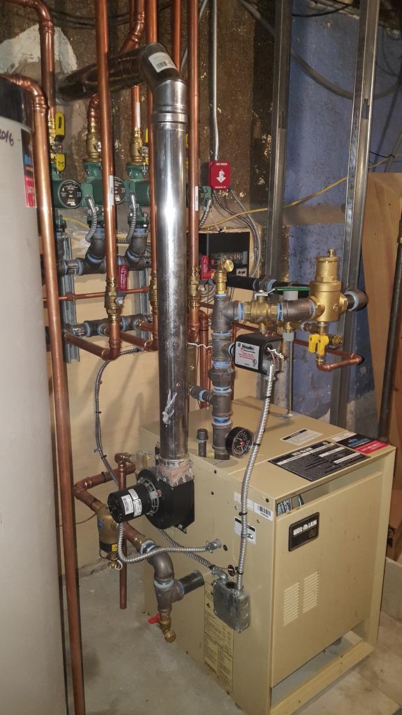 Boiler Installation: Hot Water Boiler Installation Piping